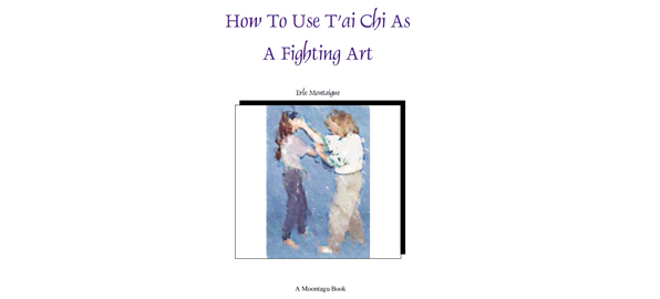 How To Use Tai Chi A Fighting Art